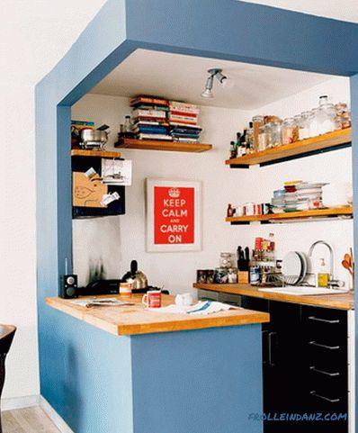 70 Nápadů Interiéru Malé Kuchyně